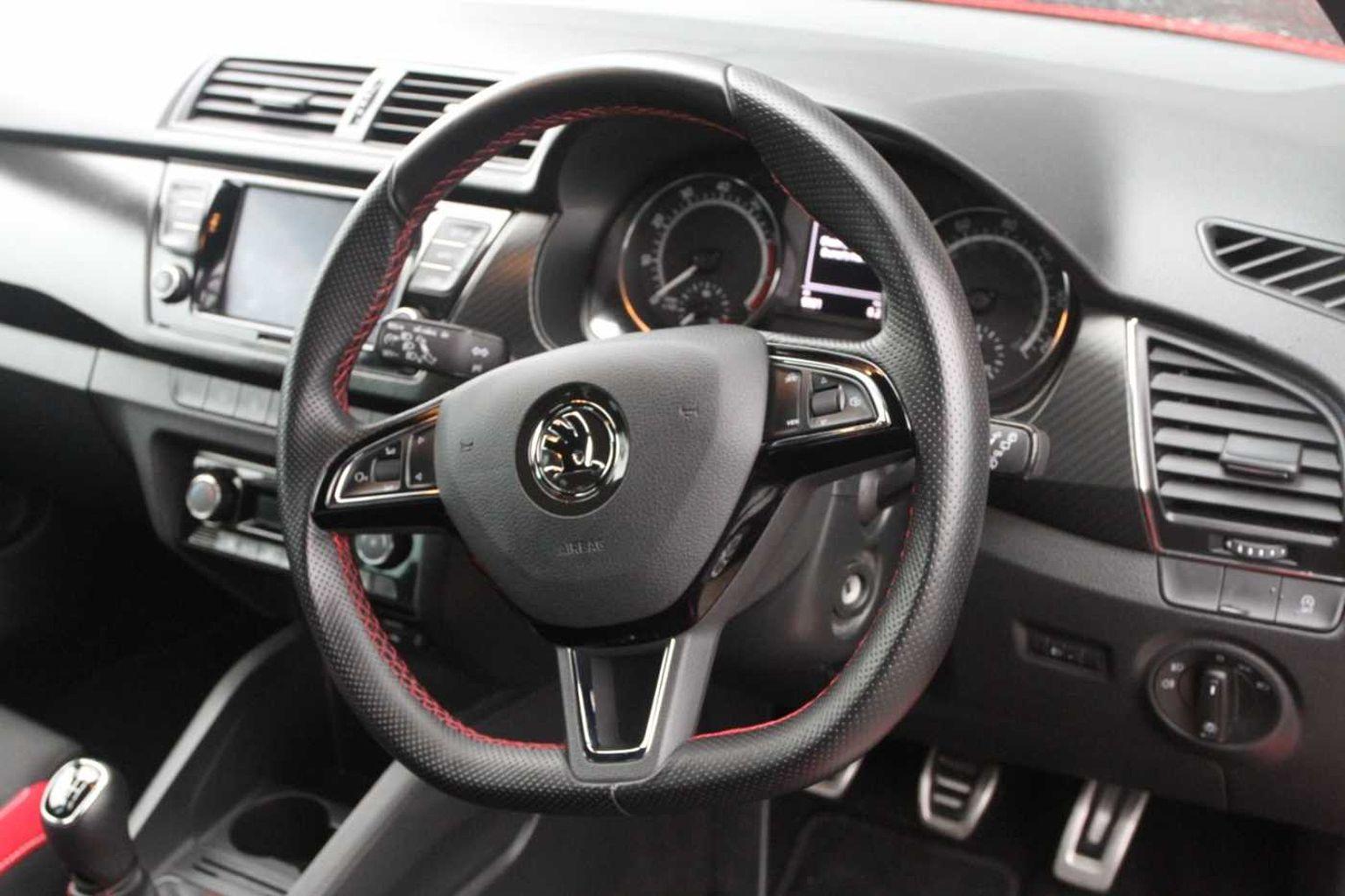 Skoda Fabia 1 0 Tsi Monte Carlo 110ps Ss 5dr Hatchback