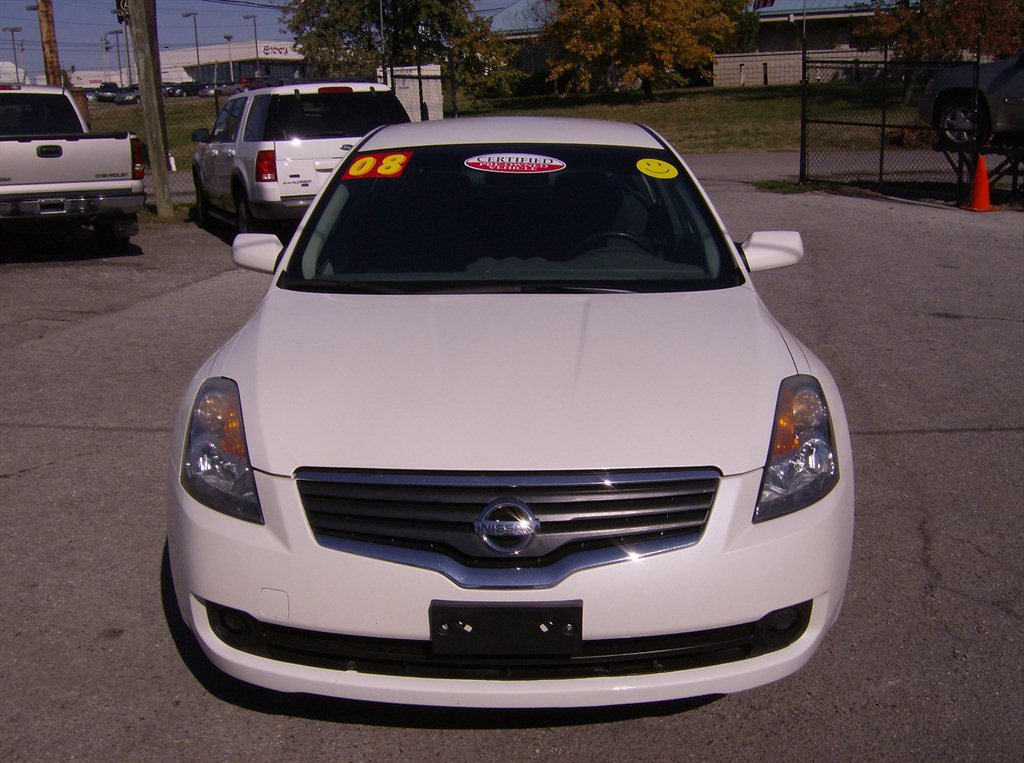2008 Nissan Altima  Used Cars In Nashville  Pre Owned