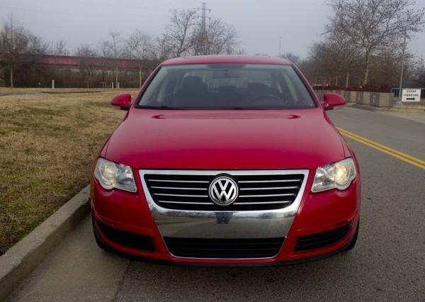 2008 Volkswagen Passat Komfort 4dr Used Cars In