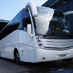 Leather Chair And A Half Recliner Fishing Aldi Vehicle Details: 2008 Caetano Levante Scania - +44 (0)1925 210220 Used Coach Sales