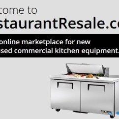 Kitchen Equipment For Sale Distressed Wood Cabinets Restaurant Resale Used Commercial Smoker Supply