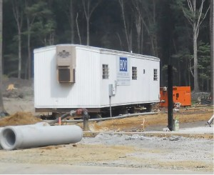 Used Construction Trailer