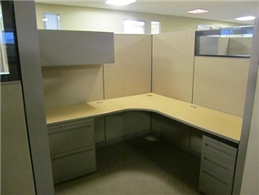 Used Allsteel Terrace Cubicles SanDiego California1