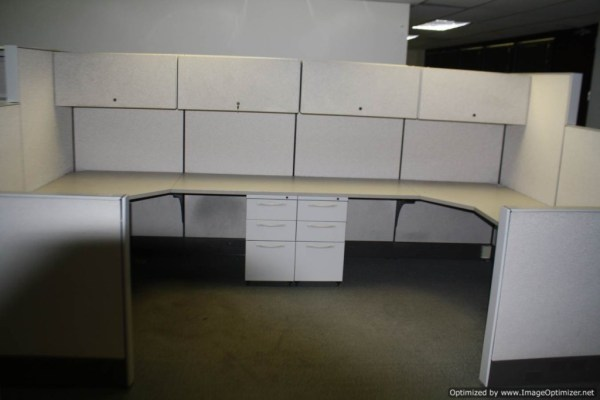 Used Herman Miller SQA Cubicles 6x6 Typical St. Louis Missouri1