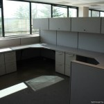 Used Herman Miller SQA Cubicles 6×6 Typical St. Louis Missouri4