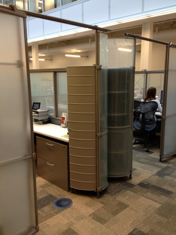 Rare Herman Miller My Studio Cubicles WorkStations2