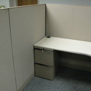 Knoll Morrison 6x6 Cubicles 56H in Chicago Illinois4