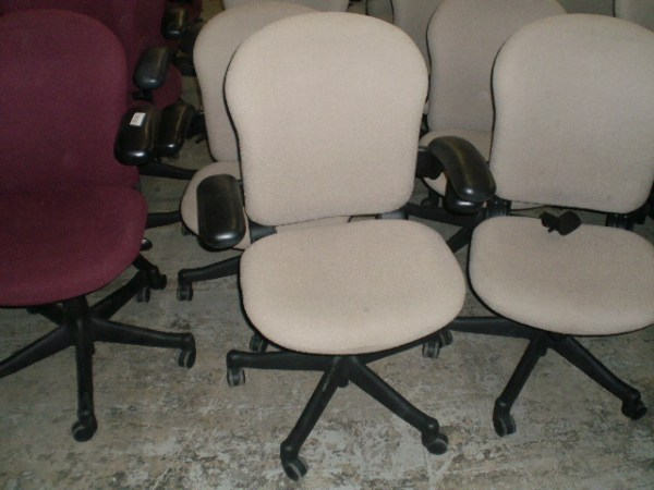 Used Herman Miller Reaction Chairs3