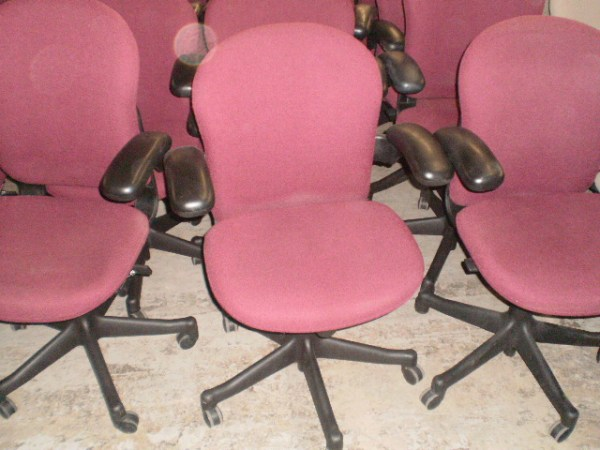 Used Herman Miller Reaction Chairs5