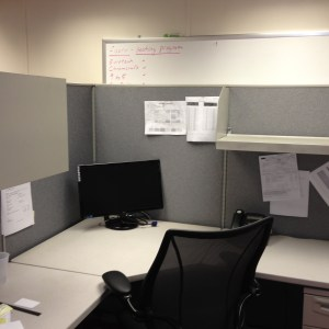 Used Nvision Cubicles 6X62