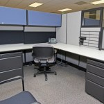 Used Haworth Places Cubicles 6X6 or 6X8