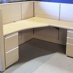 Knoll Dividend 6×6 Cubicles1