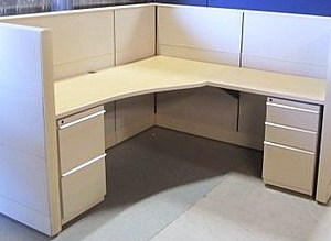 Knoll Dividend 6x6 Cubicles1
