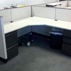 Knoll Morrison Used Cubicles