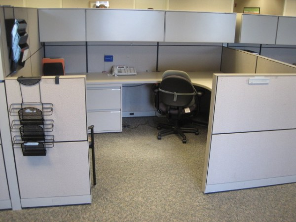 Steelcase Montage 7x9 Used Cubicles1
