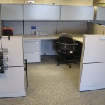 Steelcase Montage 7×9 Used Cubicles1