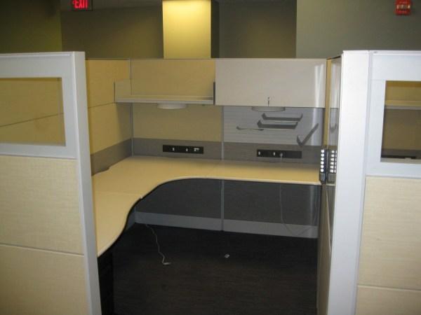 Teknion 6x8 cubicles12