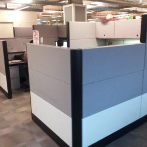 Used Ethospace 6x8 Cubicles6