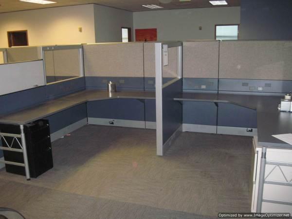 Used Herman Miller Ethospace 6x8 Workstations2