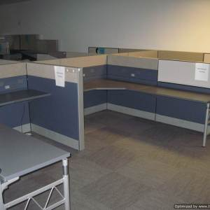 Used Herman Miller Ethospace 6x8 Workstations3
