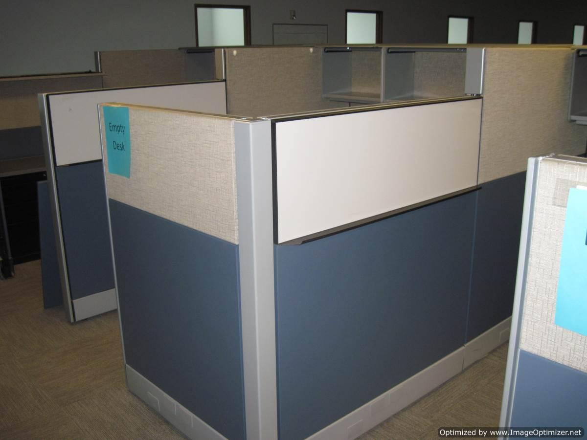 Used Herman Miller Ethospace 68 Workstations  Used Cubicles