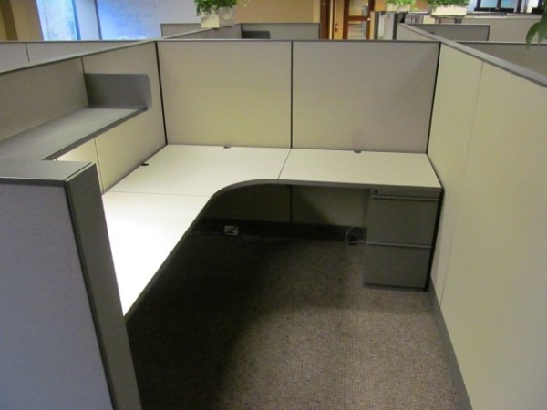 Used Knoll Dividends 6x7 Cubicles in Atlanta1