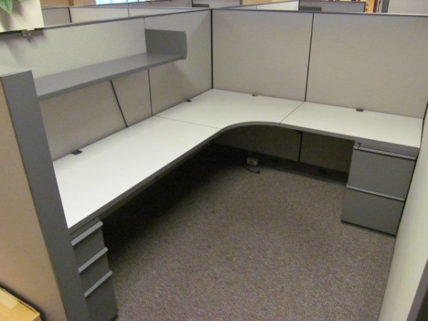 Used Knoll Dividends 6x7 Cubicles in Atlanta2