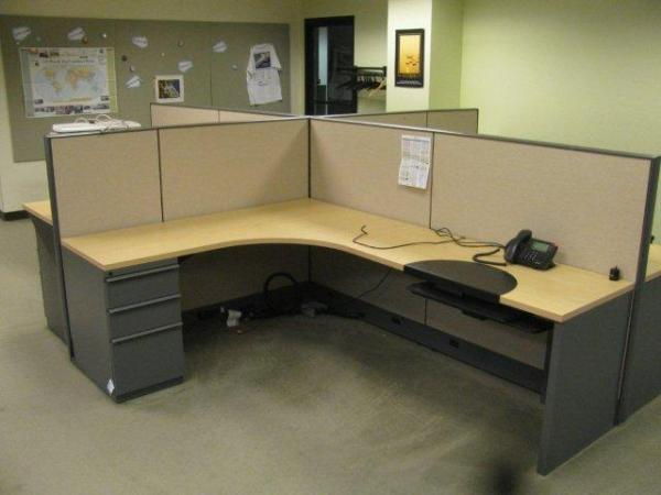 Used Knoll Dividends Cubicles2