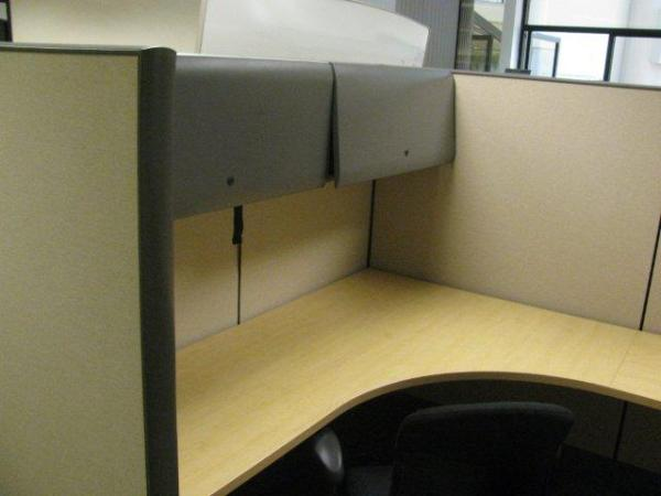 Used Knoll Dividends Cubicles6