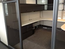 Used Knoll Dividends 6x6 or 6x8 Cubicles1