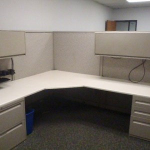 Used Steelcase Avenir 8x8 Cubicles Dallas Texas2