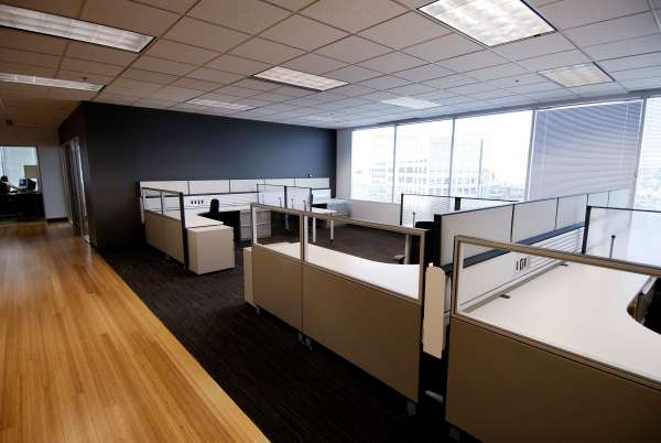 Used Knoll Currents and Morrison Cubicles4
