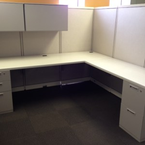 Used Steelcase Avenir Cubicles in Detroit Michigan1