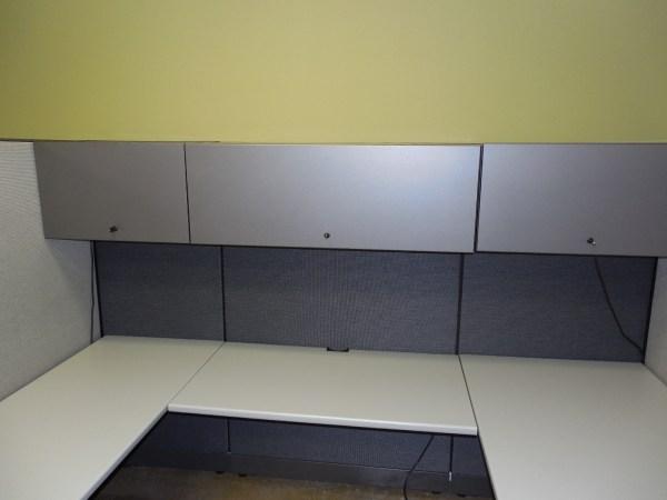 Like New Knoll Morrison Workstations 6X83