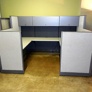 Like New Knoll Morrison Workstations 6X85