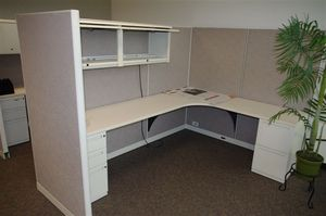 Used Kimball Cubicles 6X8 or 6X6