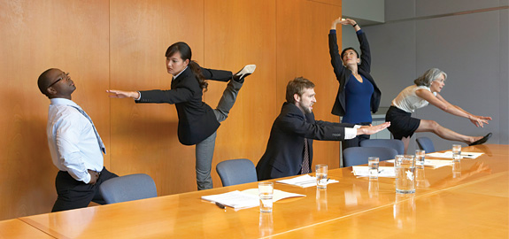 Action Tips for Healthy Employees pan 8651