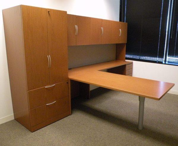 Knoll Reff Desks Sets in Dallas1