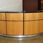 Used Reception Desk Custom Built4