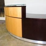 Used Reception Desk / Custom Built