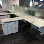 Knol Antenna Cubicles | Benching Cubicles