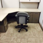 Herman Miller AO2 8X9 Includes Task and Side Chairs!