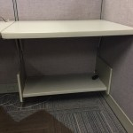 Haworth Places 6.5×6 cubicles with 44″ high panels