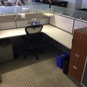 Herman Miller Ethospace Cubicles (Bulk Pricing)