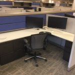 Knoll Currents Cubicles 6X6