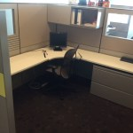 Herman Miller Canvas Cubicles – Must Go