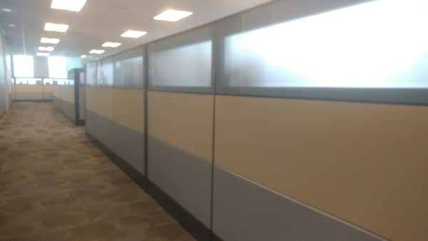 Low Wall Teknion Cubicles