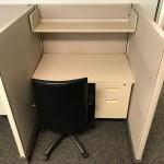 Herman Miller AO2 7×7 cubicles, 54″ High