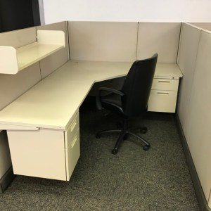 "Herman Miller AO2 7x7 cubicles, 54"" High"