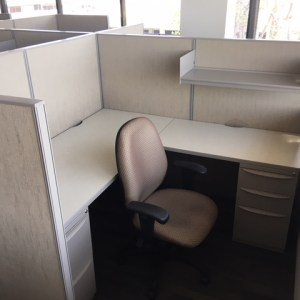 Haworth UniGroup Too Cubicles